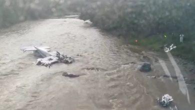 Photo of #Michoacán Avioneta Desplomada Iba De Durango Hacia Acapulco; 5 Muertos