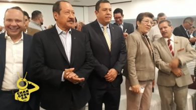 Photo of #Michoacán Godoy Arropa Al Diputado Alfredo Ramírez En Informe De Labores