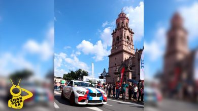 "Photo of Llegó A Morelia La ""Carrera Panamericana"""