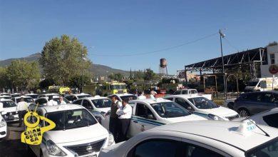 Photo of Gran Asistencia De Unidades De Transporte Público Para Manifestarse Vs Aplicaciones Extranjeras