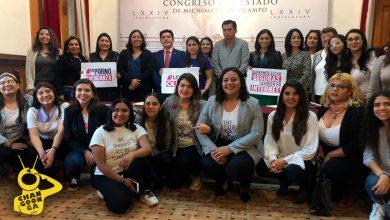 Photo of #Michoacán Presentan Ley Para Prohibír La Difusión De 'Packs'