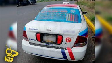 Photo of #Morelia Detienen A Taxi Por Ir Circulando Rápido, Les Encuentran Arma Y Cartuchos