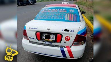 Photo of #Morelia Polis Capturan A 4 Con Armas A Bordo De Un Taxi