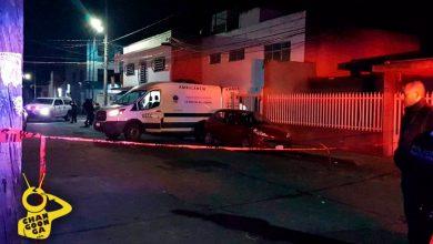 Michoacá-Escena del crimen