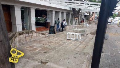 Photo of #Morelia Restauranteros Molestos Por Retiro De Anclajes: ¿Y Los Ambulantes Cuando?