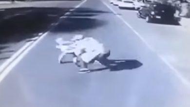 Photo of #Video Muere Al Salvar La Vida De Su Hijo, Fue Atropellado Por Autobús