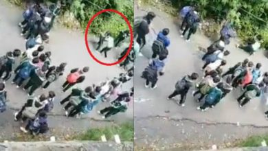 Photo of #Video Atentos Con Las Bendiciones, Viralizan Salvaje Pelea De 2 Chavitas De Secu