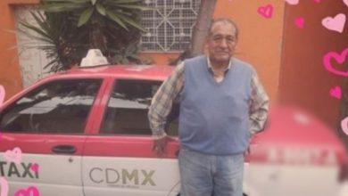 """Photo of #CDMX """"Taxi Limpio Y Seguro"""" Así Promociona Chava A Su Papá"""