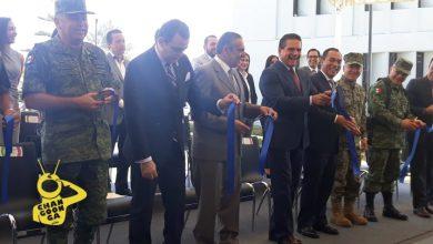 """Photo of """"Préstame La Pistola General"""": Silvano Al No Poder Cortar Listón De Inauguración"""