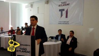 Photo of Renuncia Toño Ixtláhuac Al PRI; Irá Como Independiente Para Michoacán 2021