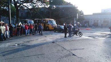 Photo of #Morelia Transportistas Se Manifiestan Por Obra Peatonal En Acueducto