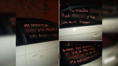 Photo of #WTF! Mujer Rayonea Audi De Su Ex Esposo Por No Pagar La Pensión Alimenticia