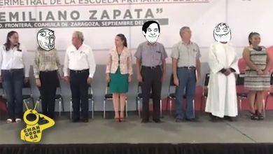 Photo of #Video ¡Que Oso! Profe Confunde Juramento Con Padre Nuestro