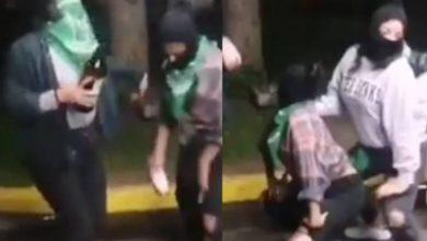 Photo of Captan A Feministas Que Vandalizaron La UNAM Cheleando Y Perreando