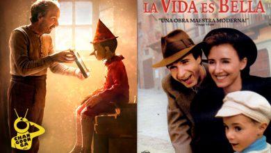 Photo of Actor Que Hizo A Guido En 'La Vida Es Bella', Será Gepetto En Nueva Peli De Pinocho