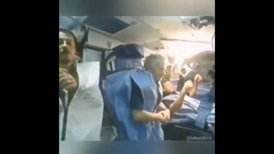 Photo of #Video Así Es Cómo Duermen Los Astronautas En El Espacio
