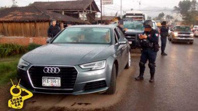 Photo of #Michoacán C5i Ayudó A Capturar A Pareja Con 2 Audi Implicados En Delitos