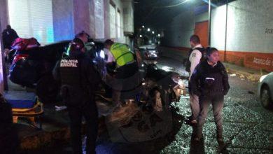 Photo of #Morelia Chavos En Estado De Ebriedad Chocan Y Resultan Heridos