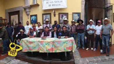 Photo of #Michoacán Pobladores De Comachuen Piden A TEEM Respetar Usos Y Costumbres