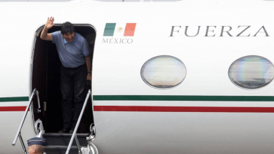 Photo of Gobierno Peruano Niega Aterrizaje Al Avión Mexicano Donde Iba Evo Morales