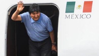 Photo of Evo Morales Ya Tiene CURP Temporal Otorgada Por México