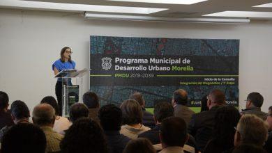 Photo of Gobierno De Morelia Inicia Consulta Del Programa De Desarrollo Urbano Municipal