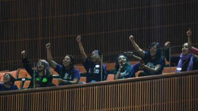 Photo of ¡Hurra! Diputados Federales Aprueban Ley Olimpia