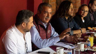Photo of Llama Raúl Morón A Alcaldes De Morena En Michoacán A Cerrar Filas En Favor De AMLO