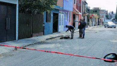 Photo of #Morelia Hallan Cadáver Tirado En Plena Calle En Villas Del Real