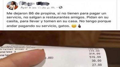 Photo of #CDMX Mesera Se Queja De Las Malas Propinas Que Dejan Y Arma Debate