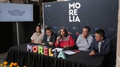 Photo of Morelia Se Consolida Como Destino Internacional Para Noche De Muertos