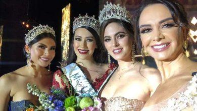 Photo of Adriana, Chava Moreliana Gana Corona De Mexicana Universal Michoacán 2019