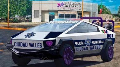 Photo of #WTF! Alcalde En San Luis Potosí Compra 15 Patrullas Cybertruck De Tesla