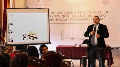 Photo of Presentan Conferencia Para El Manejo, Organización Y Administración De Archivos