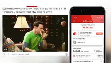 Photo of En Plena Quincena Falla En APP De Santander Crea Pánico En Usuarios