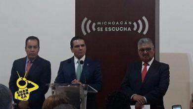 Photo of #Michoacán Silvano Anuncia Salida De Frutis De La Secretaría De Educación