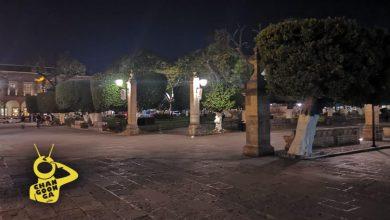 Photo of Noche De Miércoles Sin Ambulantes En Centro Histórico De Morelia