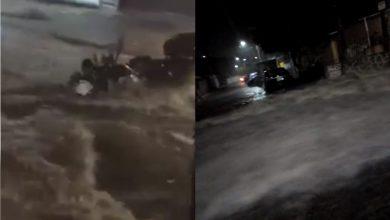 Photo of #Video Fuerte Lluvia En Zitácuaro Deja Severas Afectaciones