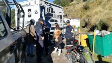 Photo of Secuestran A Alejandro Sandí Y Un Francés En El Nevado De Toluca