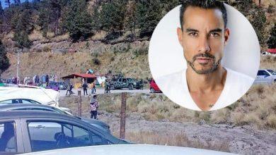 Photo of Piden Rescate Para Liberar A Alejandro Sandí Secuestrado En Nevado De Toluca