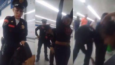 Photo of #Video ¡Indignante! Policías Tratan Como Criminales A Invidentes Y Su Hijo En CDMX