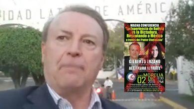 Photo of #Morelia Acusan A La Universidad Latina De Censurar Conferencia Por Órden De AMLO