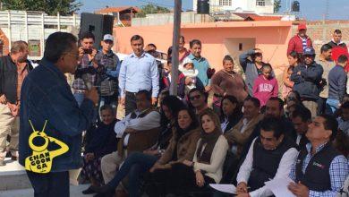 Photo of #Michoacán Alcalde De Cojumatlán Construye Cuartos Para Familias Que Vivían En Uno Sólo