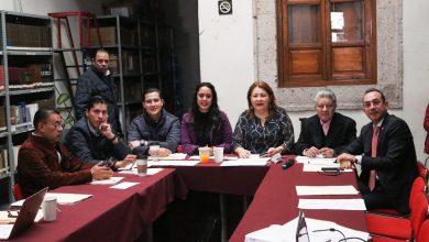 Photo of Ante Comisiones Unidas De Gobernación Y Derechos Humanos, Comparecieron 14 Aspirantes Al Cargo De Comisionado Del IMAIP