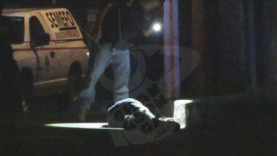 Photo of #Michoacán Asesinan A Balazos A Chavo; Su Novia Y Una Amiga Quedan Heridas