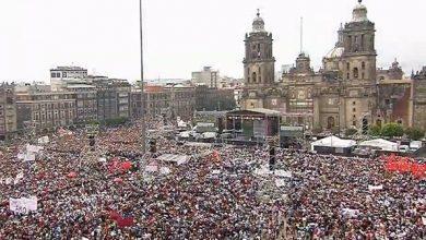 Photo of Asisten 250 Mil A AMLO Fest Y 8 Mil Marcharon Contra AMLO, Ayer En CDMX