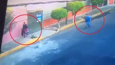 Photo of Atacan Sexualmente A Mujer Que Caminaba Con Su Hijo En CDMX; Policías No Hacen Nada