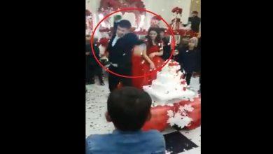 Photo of #Video Novio Se Pone Violento Con Su Esposa En Su Propia Boda