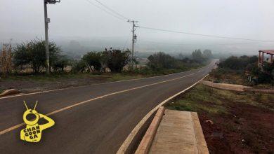 Photo of #Michoacán Pobladores De San Isidro Y Ojo De Rana Estrenan Carretera
