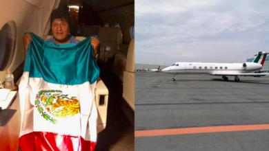 Photo of Costó Casi 2 Millones De Pesos Trasladar A México A Evo Morales